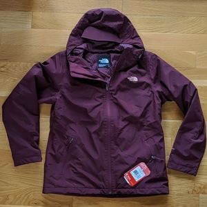 The North Face Highanddry Jacket Womens L READ